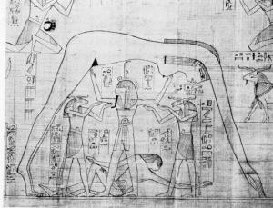 埃及宇宙论